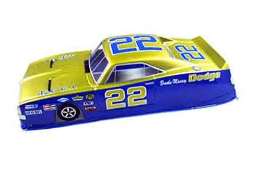 No 22 - 1/24 Dodge Charger  Sticker Sheet - JKSB135U1 / JK-735004ST