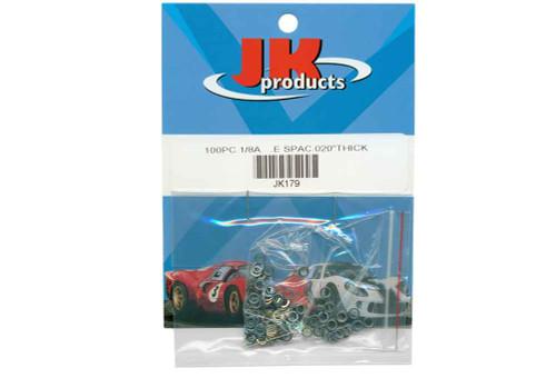 JK .020 1/8 Axle Spacers - JKU55-100 / JK-179
