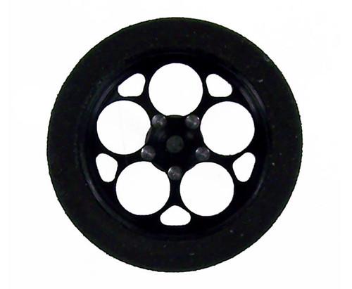 Pro-Track 3/4 x 1/16 x 1/4 wide Style J - Black - PTC-410J-BL