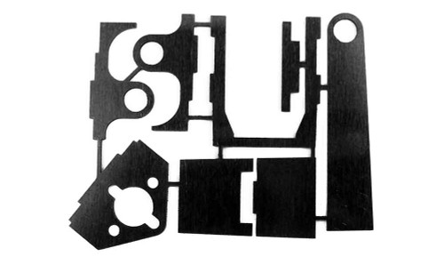 ESR Econo Dragster Chassis Kit - ESR-3