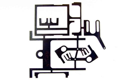 ESR Pro Sidewinder Chassis Kit - ESR-4
