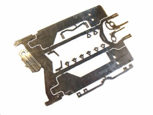 Red Fox GT-12 Chassis Kit - RF-GT12U-A