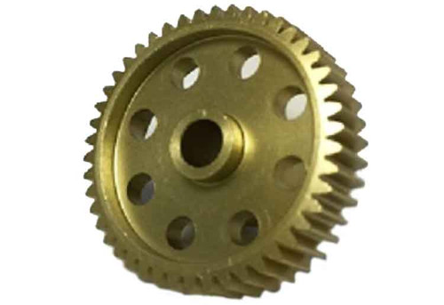 Trinity 48 Tooth 64 Pitch 1/8 Axle Spur - TRI-6448