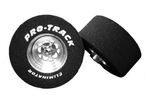 Pro-Track 1 3/16 x 3/32 x .435 wide Style J 3D - Aluminum - PTC-N405J3D
