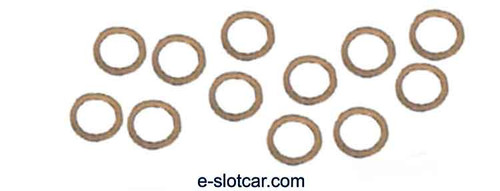 TWP .50mm Thick Armature Spacers - TWP-ESB-018/50