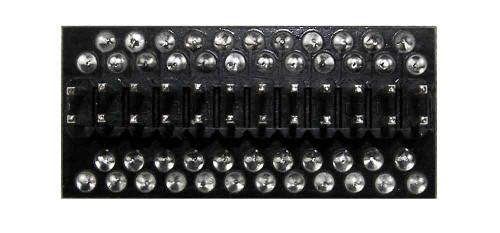 S&K 170 Ohms Resistor Network - SK-170
