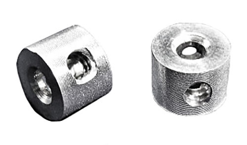 Chi-Town 3/32 Axle Collars Magnesium  1 Pair -  CR035