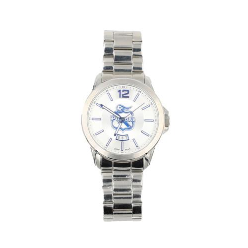 Reloj plata con escudo Club Puebla - F74