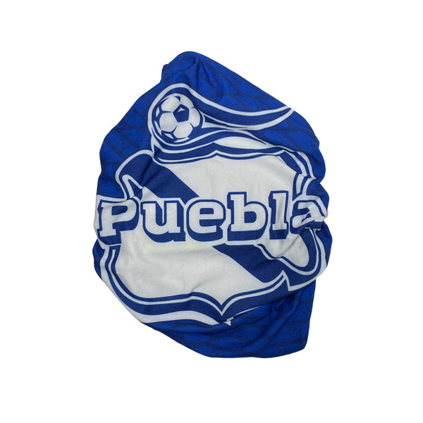 Club Puebla Sportband azul marino