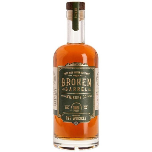 Broken Barrel Heresy Rye Whiskey 750ML
