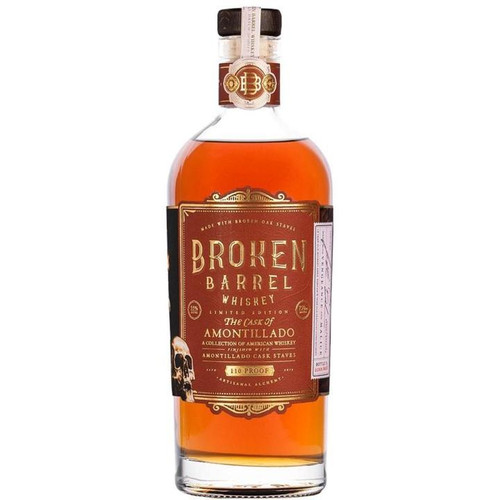 Broken Barrel Single Oak The Cask of Amontillado 750ML