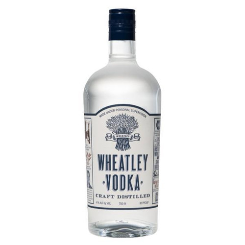 Buffalo Trace Wheatley Vodka 750ML