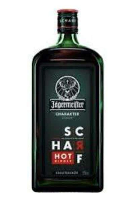 Jagermeister Scharf Hot Ginger 750ML