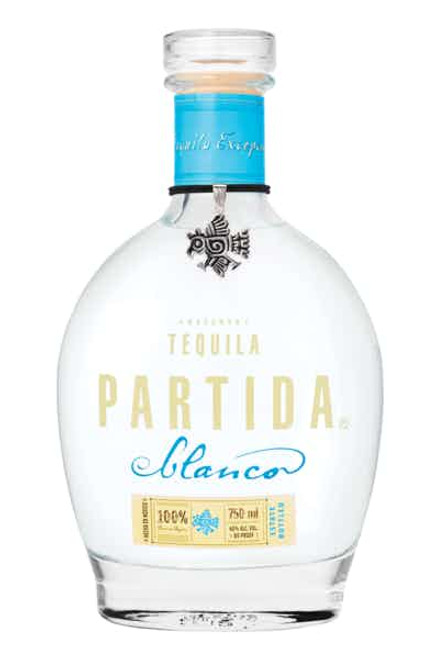 Tequila Partida Blanco 750ML