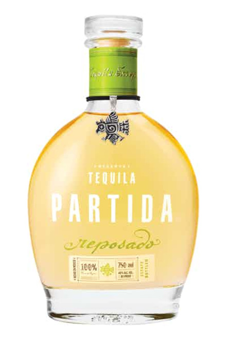 Tequila Partida Reposado 750ML