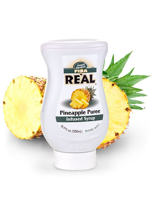 Pina Real Infused Syrup 16.9oz