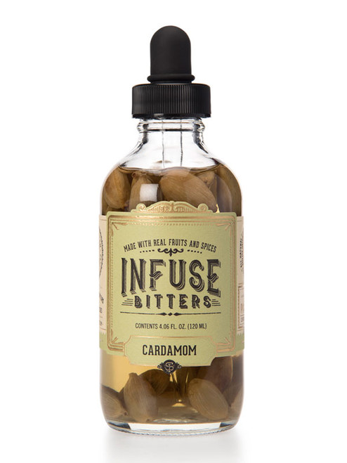 Infuse Bitters Cardamom 120ml