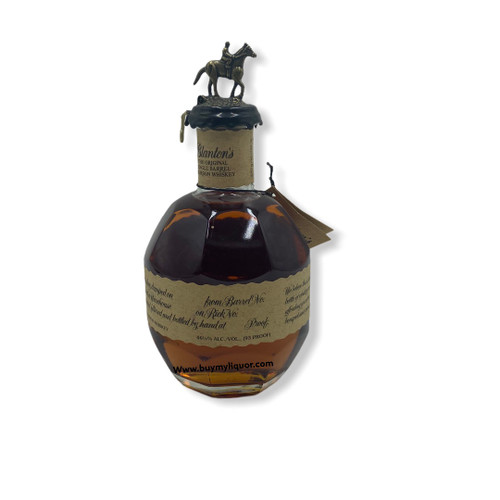 Blanton's Single Barrel Bourbon (No Dump Date)