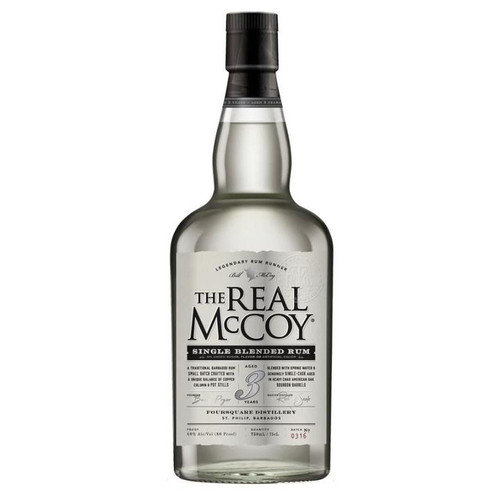 The Real McCoy 3 Year Aged Rum 750ML