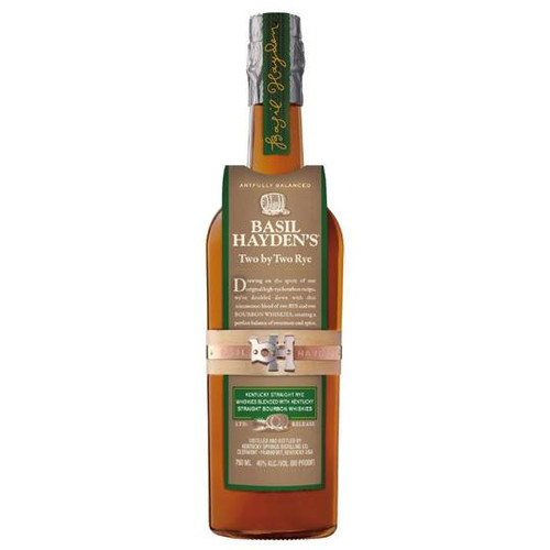Basil Hayden Two by Two Rye Whiskey