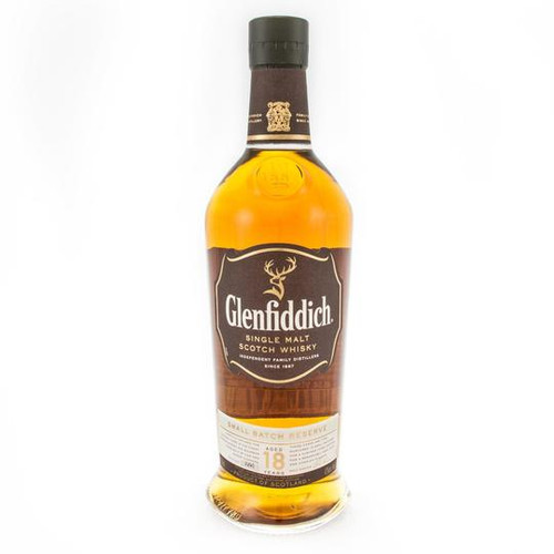 Glenfiddich 18 Year Old 750ML