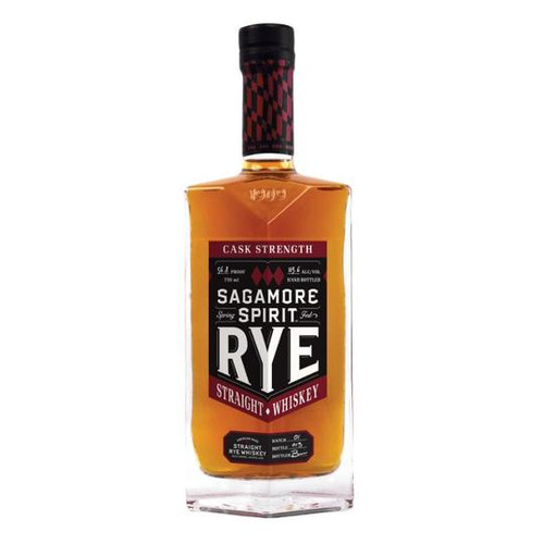 Sagamore Spirit Rye Cask Strength 750ML