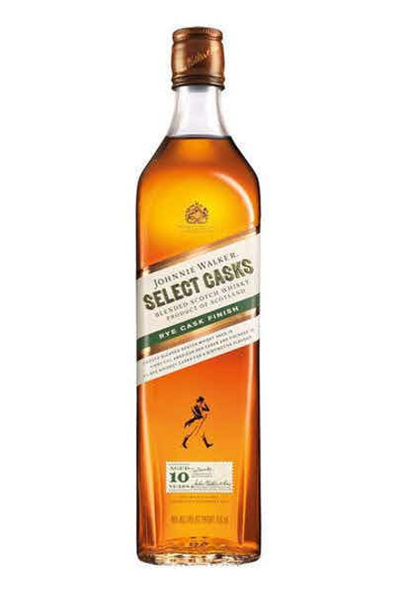 Johnnie Walker Select Casks Rye 750ML