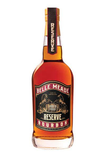 Belle Meade Bourbon Reserve Whiskey 108.3 750ML