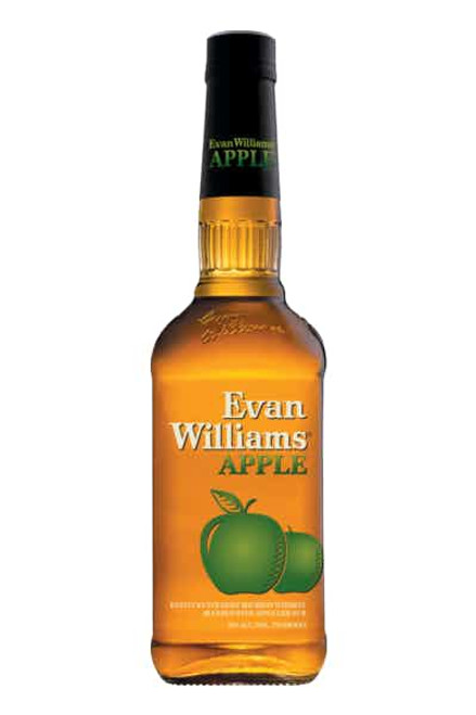 Evan Williams Apple 750ML