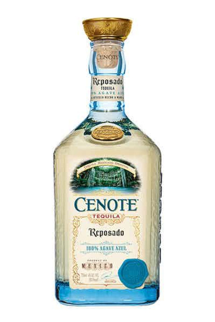 Cenote Reposado Tequila 750ML