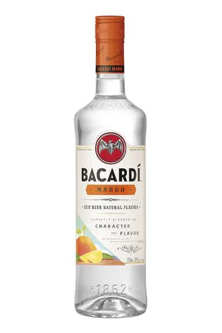 Bacardí Mango Flavored White Rum 750ML
