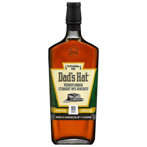 Dad's Hat Straight Rye Whiskey