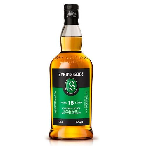 Springbank 15 Year Old 750ML