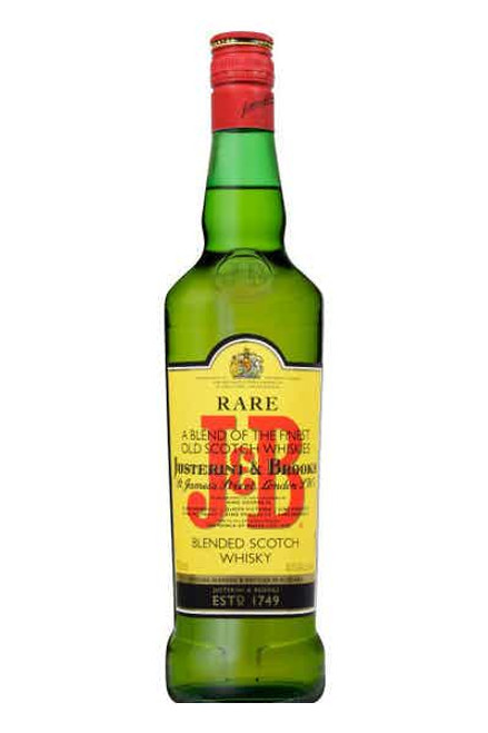 J&B Rare Blended Scotch 750ML