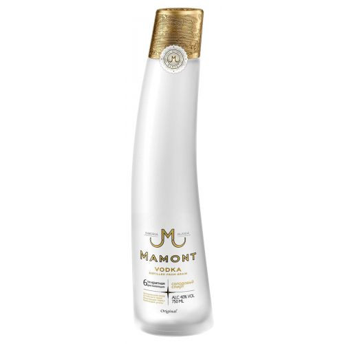 Mamont Siberian Vodka 750ml