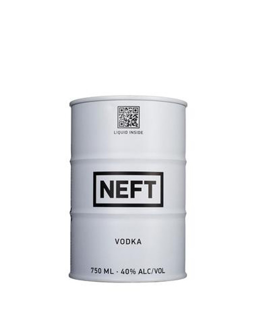 Neft White Barrel Vodka