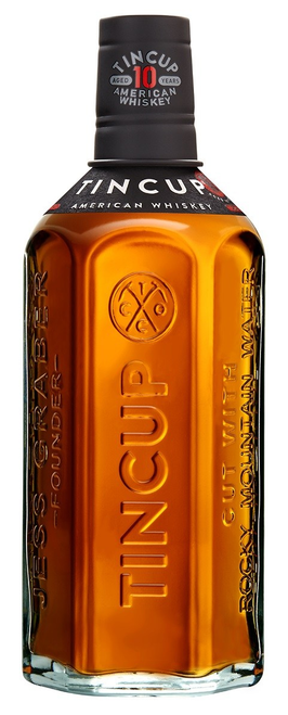 Tin Cup Rye Whiskey