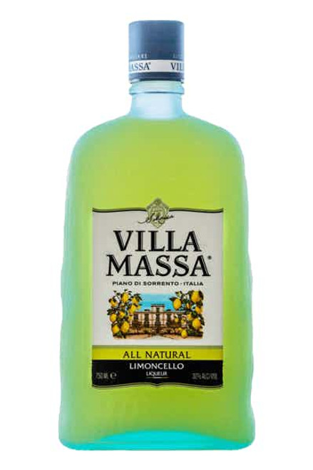 Villa Massa Limoncello 750ML