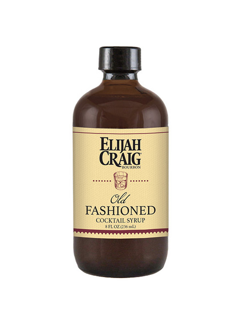 Elijah Craig Old Fashioned Cocktail Syrup 8oz
