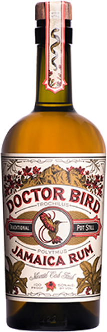 Doctor Bird Rum 750ml