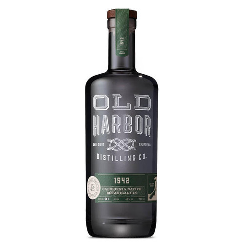 Old Harbor 1542 Gin 750ml