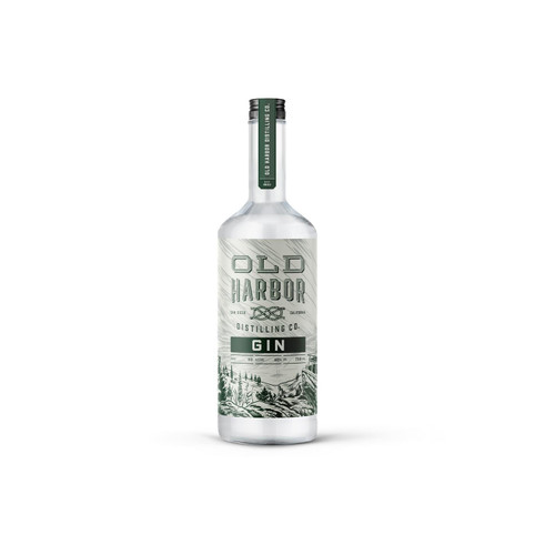 Old Harbor Adventure Gin 750ml