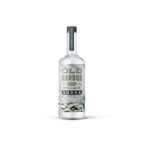 Old Harbor Adventure Vodka 750ml