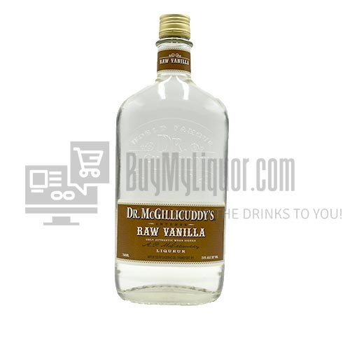 "Dr. McGillicuddy's provides a great tasting, friendly buzz since 1865. Dr. McGillicuddy""s flavors are intense and far superior to competitive liqueurs. The Doctor tastes great chilled, in mixed shots or simple cocktails. The sweet, creamy vanilla taste of Dr. McGillicuddy""s Raw Vanilla will instantly remind you of desserts and good times."
