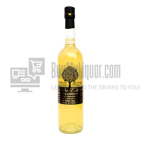 Dolce Cilento Kosher Limoncello 750ML