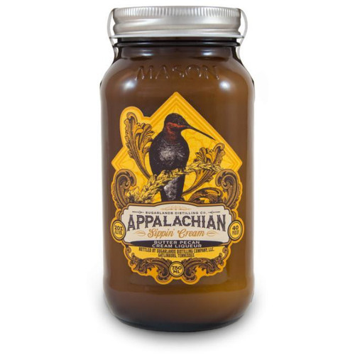 Sugarlands Shine Appalachian Sippin' Cream Butter Pecan gives off a smooth aroma of toasted praline and vanilla. The buttery, toasted pecan flavor rounds out into a lingering brI»lI©e aftertaste satisfying even the most demanding sweet tooth.