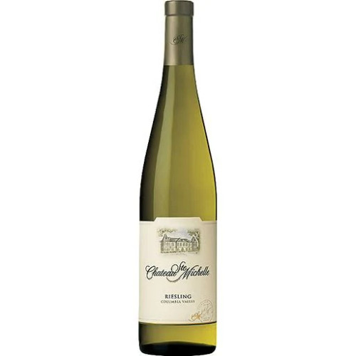 """The Chateau Ste. Michelle Dry Riesling is a dry, refreshing style of Riesling with beautiful fruit flavors, crisp acidity and an elegant finish. It offers inviting sweet citrus aromas and flavors. This is an incredibly versatile food wine and my favorite with oysters."" - Bob Bertheau, Head Winemaker."