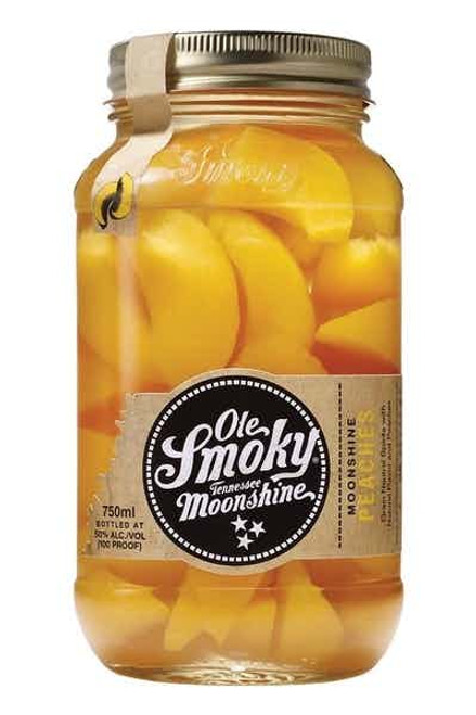 Ole Smoky Peaches in Moonshine