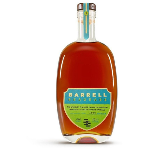 Barrell bourbon Seagrass