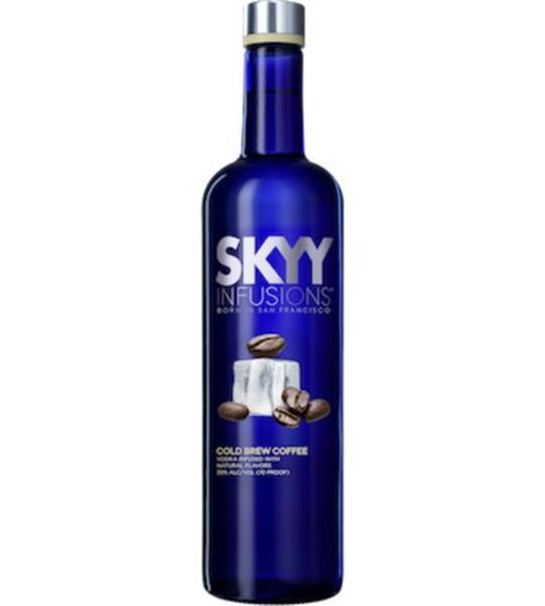 Skyy Infusions Cold Brew Coffee Vodka